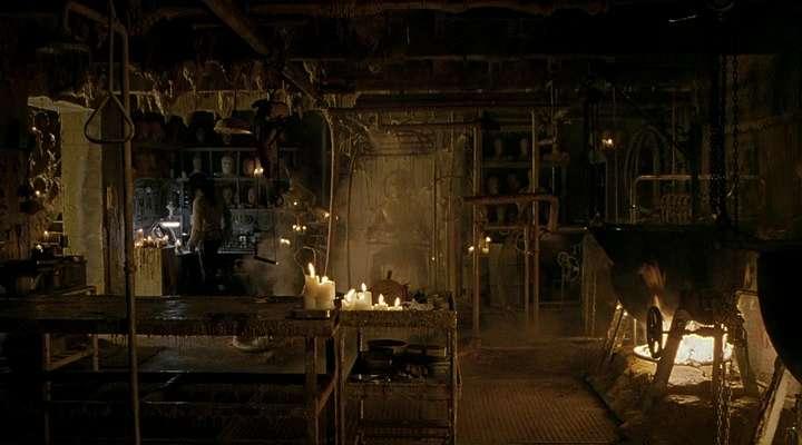 Vaško namai / House of Wax (2005)
